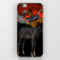 Lord of the Pocket Protectors  iPhone & iPod Skin