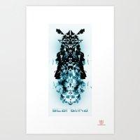 Starblind Art Print