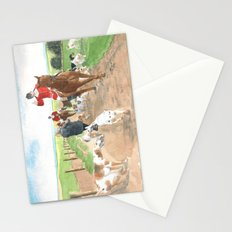Foxhunt 3 Stationery Cards