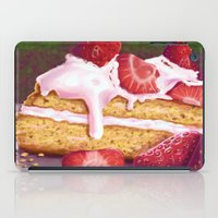 Piece of Cake iPad Case