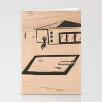 Pool #1 Stationery Cards