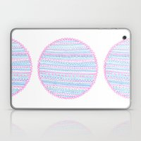 Circle Laptop & iPad Skin