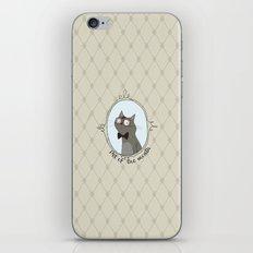 Cat, Pet iPhone & iPod Skin
