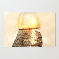 Insideout 5 Canvas Print
