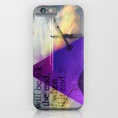 IT WILL B OK iPhone 6 Slim Case