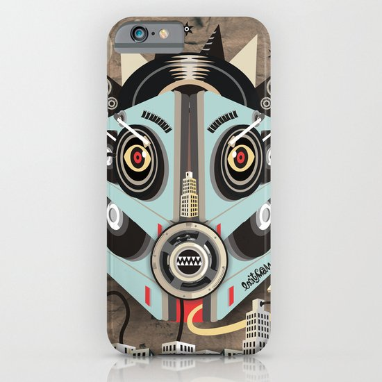 Ubiquity sound iPhone & iPod Case