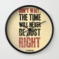 Don't Wait Wall Clock