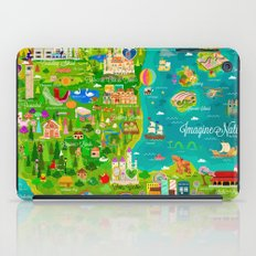 Imagine Nation iPad Case