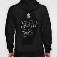 Death & Taxes Hoody