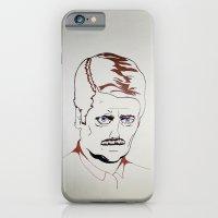 iPhone & iPod Case featuring Ron Swanson  by Luke Lindgren