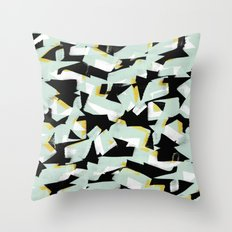 Abstract Pattern 76 Throw Pillow
