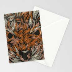 TIGER color Stationery Cards