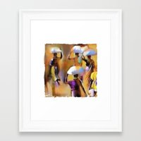 HOMEWARD BOUND Framed Art Print