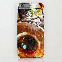 Louis Armstrong iPhone 6 Slim Case
