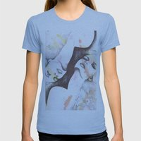 Ecstasy Womens Fitted Tee Athletic Blue SMALL