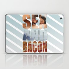 SEX AND BACON Laptop & iPad Skin