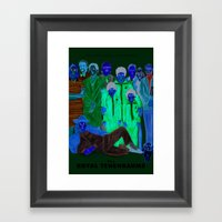 Movies We Like - The Roy… Framed Art Print