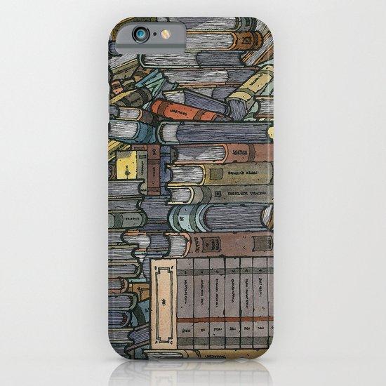 Closed Books iPhone & iPod Case