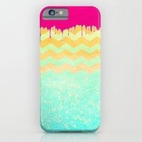 iPhone & iPod Case featuring NEW CHEVRON by Ylenia Pizzetti