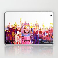 SMALL WORLD 011 Laptop & iPad Skin
