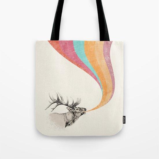 Elk Song Tote Bag