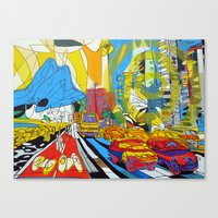 Ipanema Canvas Print