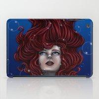 Tears Of A Mermaid iPad Case