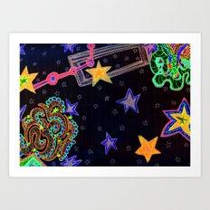 Shneibelrox Art Print
