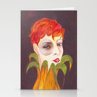 RETRATO 120314 Stationery Cards