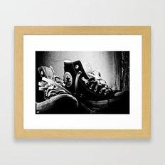 Shooeees Framed Art Print