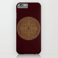 Puzzled (Moroccan Mandala) iPhone 6 Slim Case