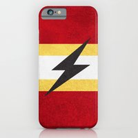 iPhone & iPod Case featuring Flash of Color by Mike Miday