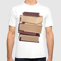 Classics Mens Fitted Tee White SMALL