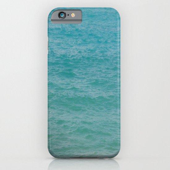 Maui: Aqua iPhone & iPod Case