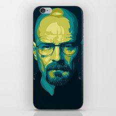 Breaking Bad Walter White iPhone & iPod Skin