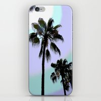 The Palms  iPhone & iPod Skin