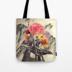 the truest thing we'd ever known Tote Bag