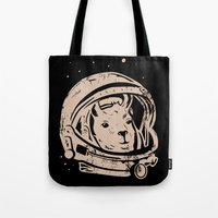 Astrollama Tote Bag