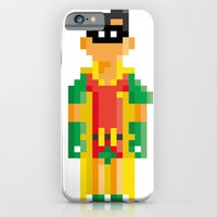 iPhone & iPod Case featuring R8bit by Pahito