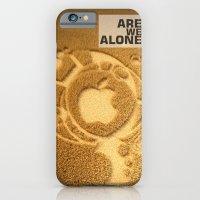Are we alone ? iPhone 6 Slim Case