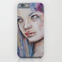 Blue Mermaid  iPhone 6 Slim Case