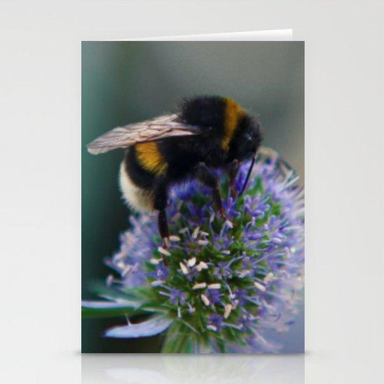 Buzz fine art photography Stationery Card