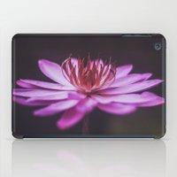Purple Lotus iPad Case
