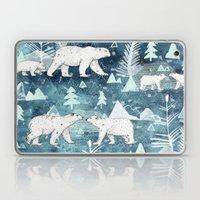Ice Bears Laptop & iPad Skin