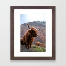 Highlander - I Framed Art Print