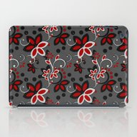 Floral Endeavors iPad Case