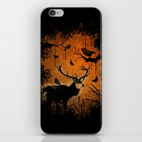 Lost Deer iPhone & iPod Skin