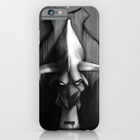 Easy Meat Print iPhone 6 Slim Case
