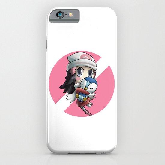 Pokemon Trainer DAWN iPhone & iPod Case
