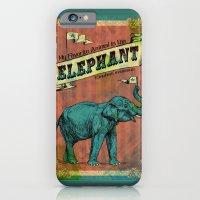 My Favorite Elephant iPhone 6 Slim Case